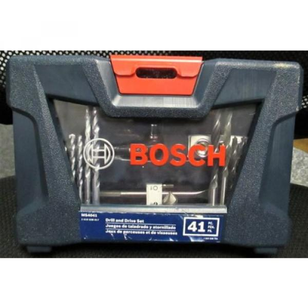 Bosch MS4041 Drill and Drive Set 41 Piece #1 image