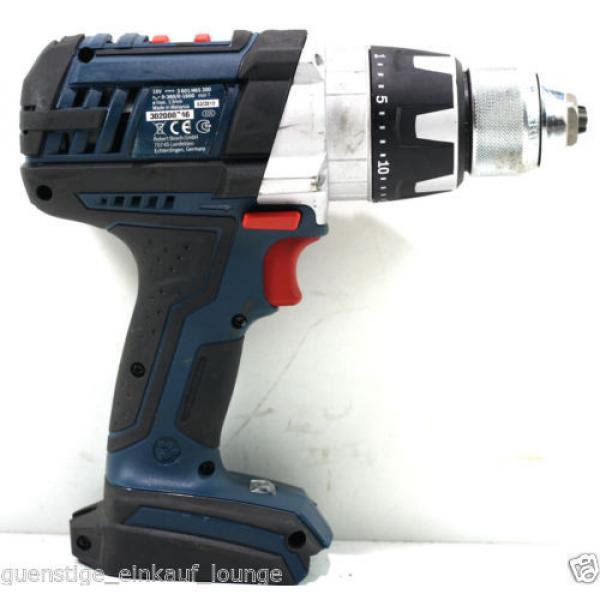 BOSCH batería Taladradora -taladro GSR 18 VE-2-Li 18 Voltios - Atornillador #2 image