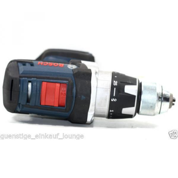 BOSCH batería Taladradora -taladro GSR 18 VE-2-Li 18 Voltios - Atornillador #3 image