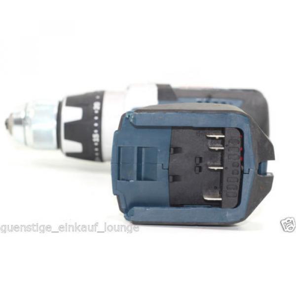 BOSCH batería Taladradora -taladro GSR 18 VE-2-Li 18 Voltios - Atornillador #5 image