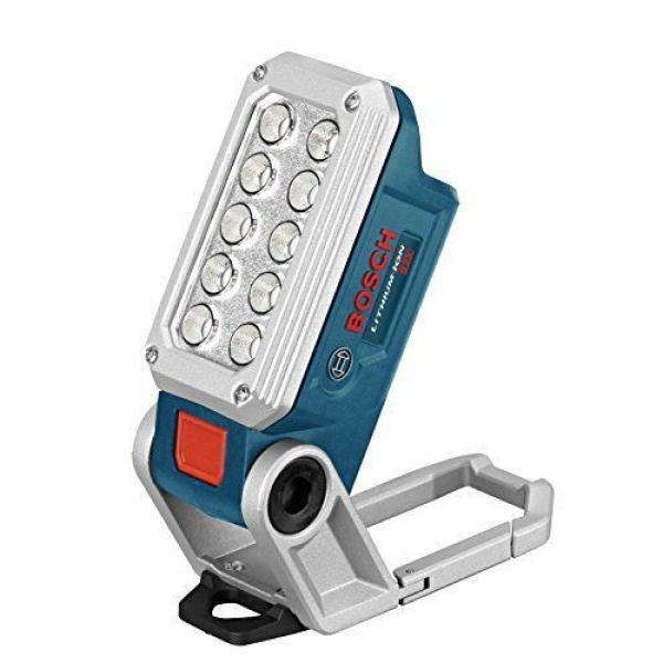 Bosch FL12 (12V/2.0Ah) LED Cordless Work Light Free Standing Bare Tool 330 Lumen #1 image