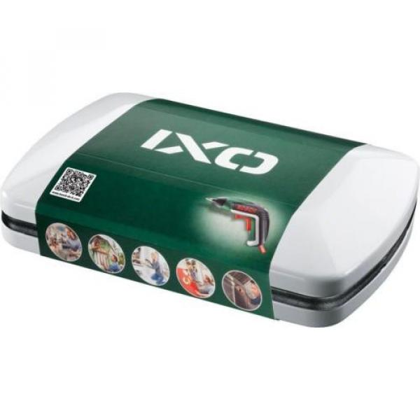 Bosch IXO Cordless Screwdriver with Integrated 3.6 V Lithium-Ion Battery #4 image