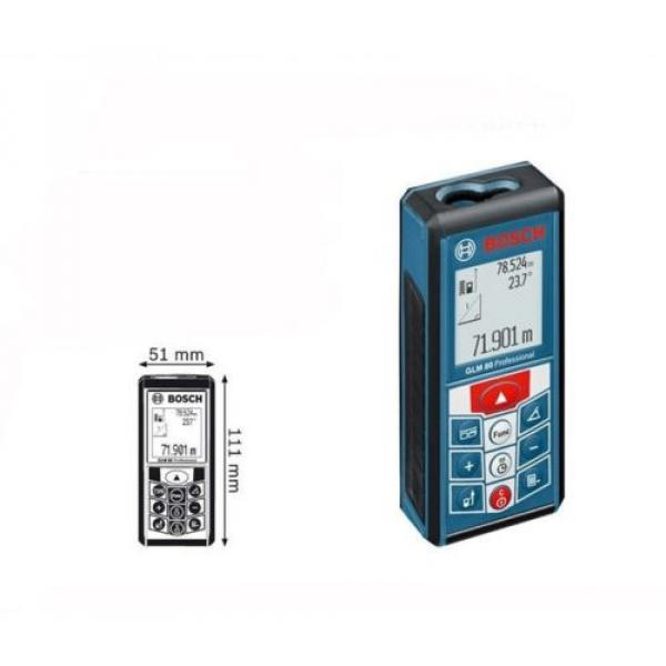 Bosch GLM 80 Professional Laser Distance  Angle Measure #2 image
