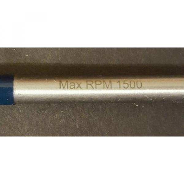 Spade Bit 3/4 Diameter 15 Degree Edge Bosch Spade Bits B1009 000346388657 #3 image