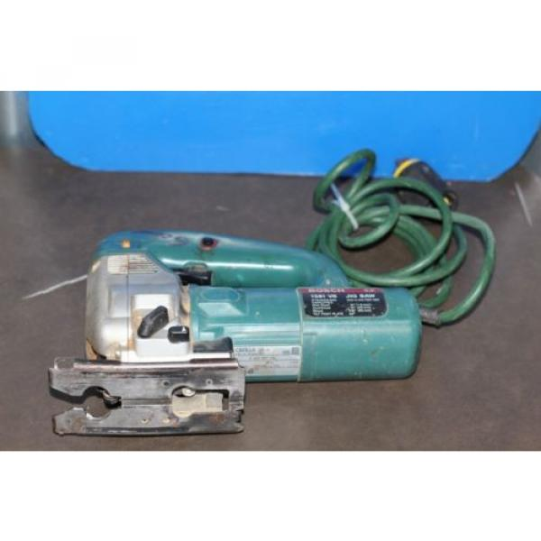 BOSCH 1581 VS 4.8 AMP VARIABLE SPEED JIG SAW #2 image