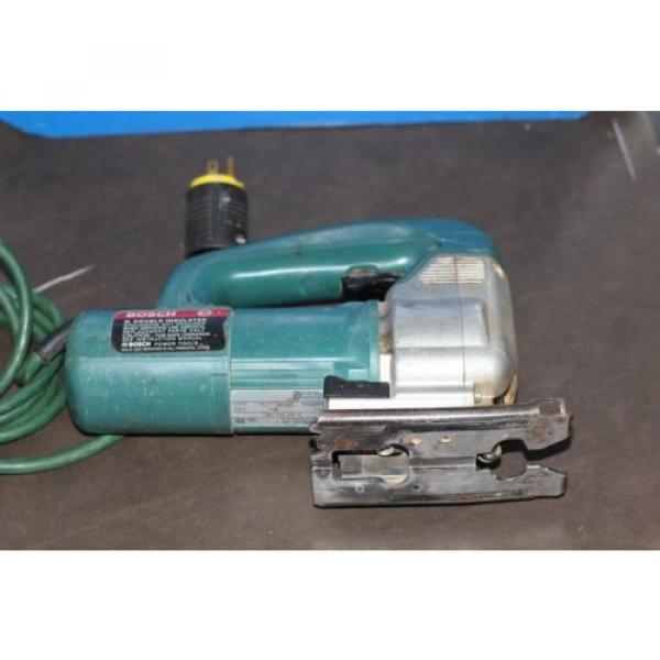 BOSCH 1581 VS 4.8 AMP VARIABLE SPEED JIG SAW #4 image