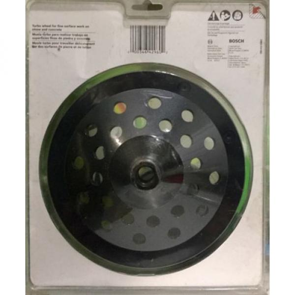 Bosch 7 in. Turbo Row Diamond Cup Wheel #3 image