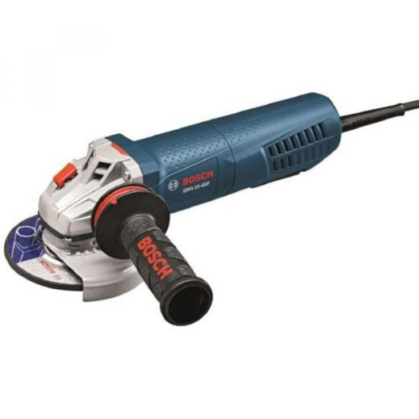 Angle Grinder Tool 10 Amp Corded 4-1/2 in. with Lock-On Paddle Switch Bosch #1 image