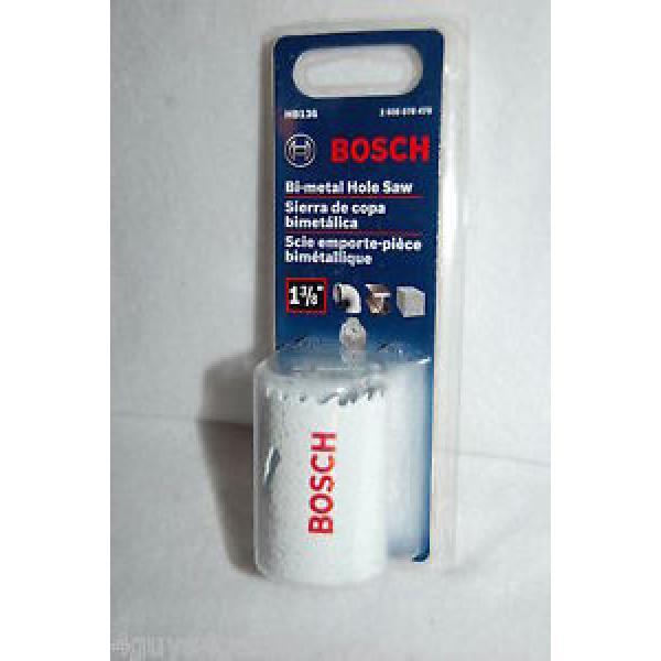 QUICK CHANGE Bosch HB136 BIM STP Holesaw US 1-3/8-Inch (Bi-Metal) #1 image