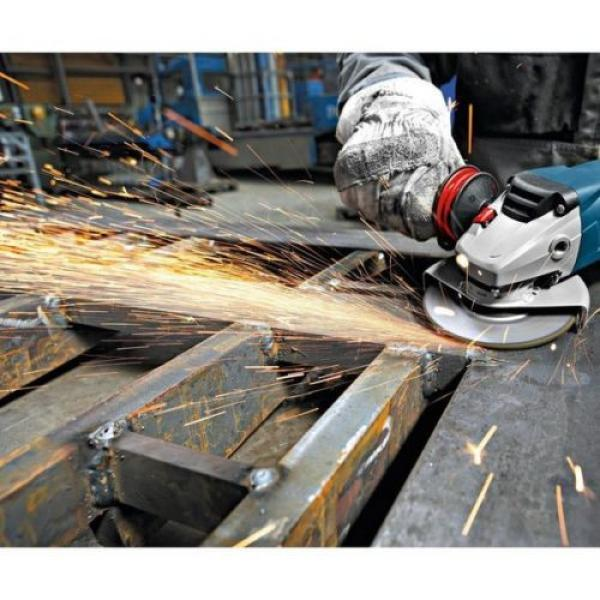 BOSCH 1821D Angle Grinder,5 In,No Load RPM 11000 #2 image
