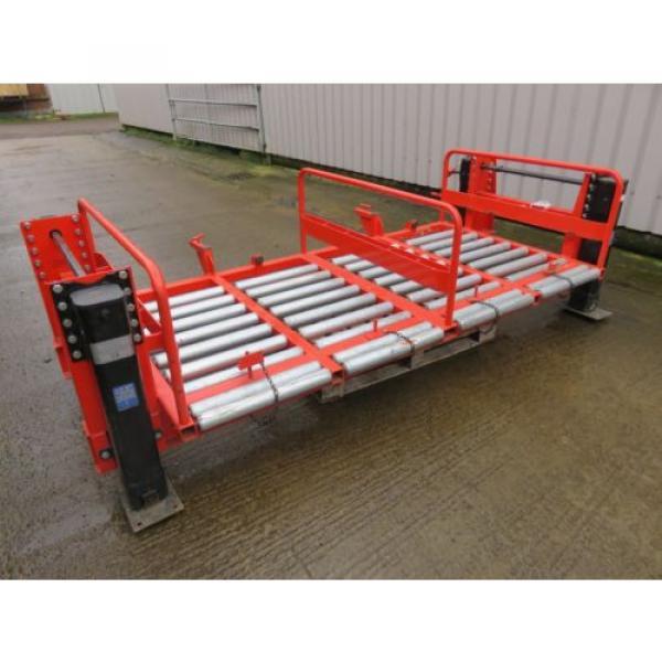 Forklift Battery Charging/Changing Station 24v 36v 48v BT Rolatruc Toyota Linde #1 image