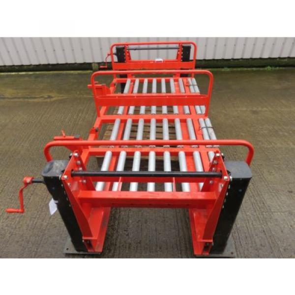 Forklift Battery Charging/Changing Station 24v 36v 48v BT Rolatruc Toyota Linde #2 image