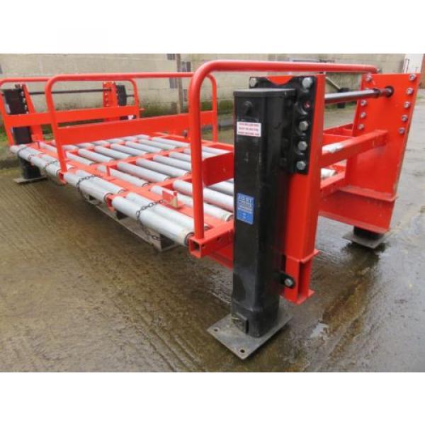 Forklift Battery Charging/Changing Station 24v 36v 48v BT Rolatruc Toyota Linde #4 image