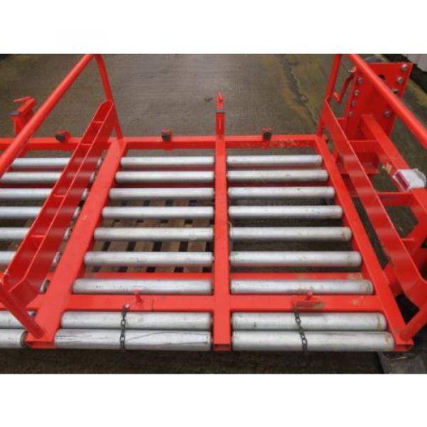 Forklift Battery Charging/Changing Station 24v 36v 48v BT Rolatruc Toyota Linde #5 image