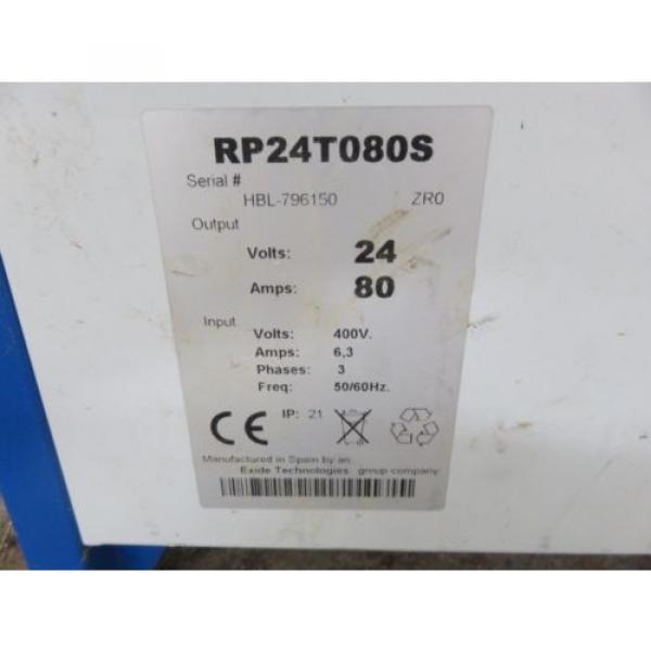 Forklift Battery Charging/Changing Station 24v 36v 48v BT Rolatruc Toyota Linde #11 image