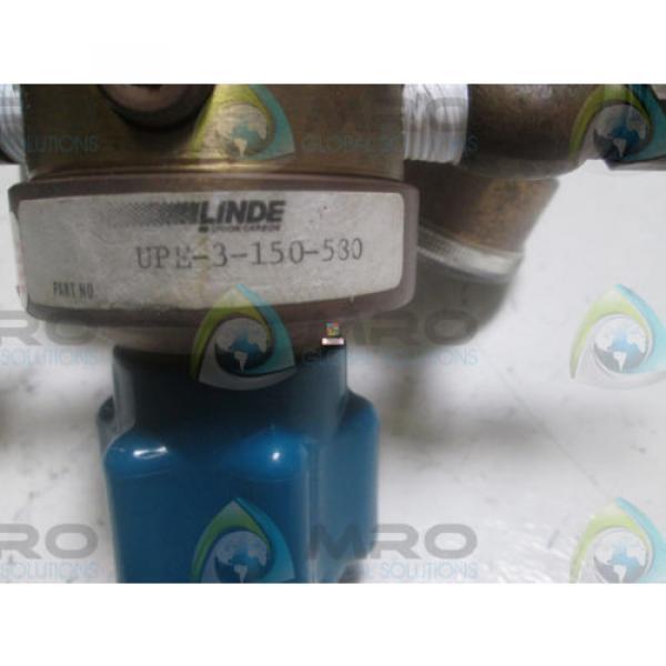 LINDE UPE-3-150-580 GAS REGULATOR *USED* #3 image