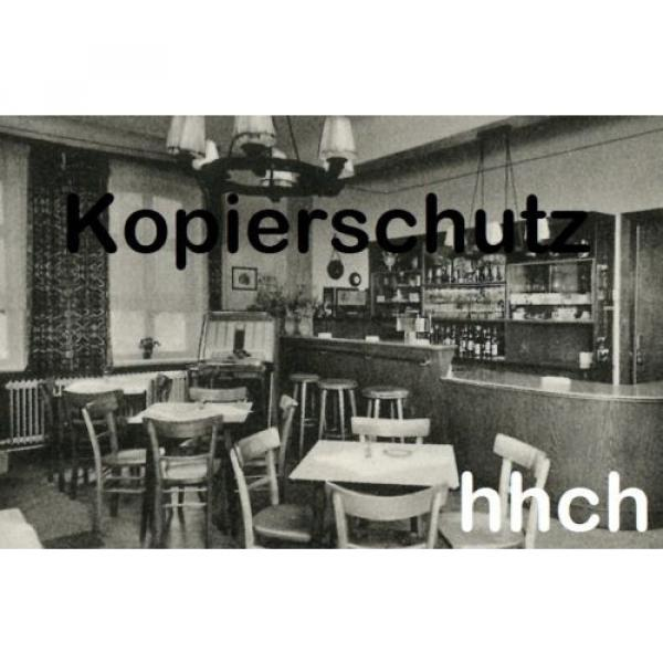 KLECKEN 2107 Rosengarten Gasthof zur Linde Schloss Bier Musikbox Dommitzsch #2 image