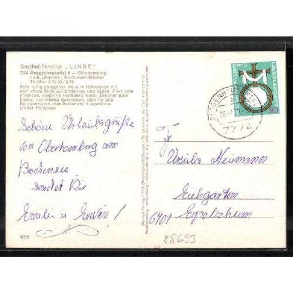 schöne AK Oberhomberg, Gasthaus-Pension Linde #2 image