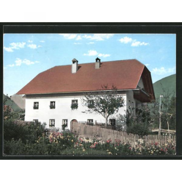 alte AK Niederrasen, Pension Aberlehof zur Linde #1 image