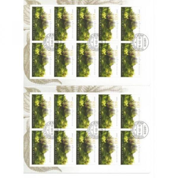 Briefmarken Markenheftchen Linde zu Himmelsberg #2 image