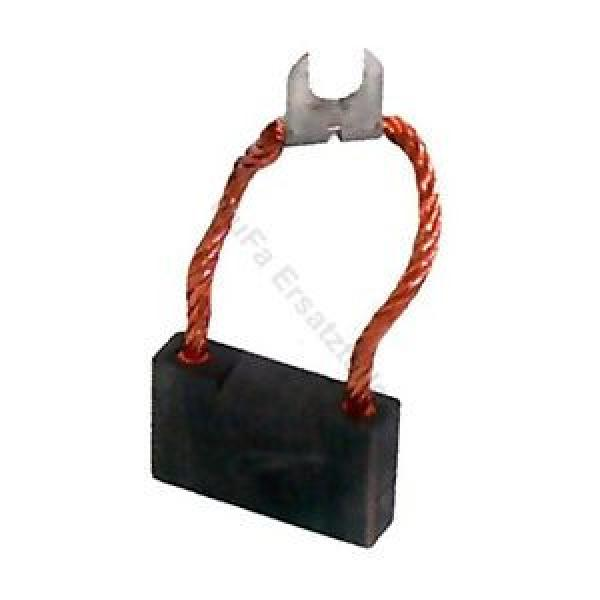 Kohlebürste für Linde Gabelstapler, Hubwagen 22 x 38 x 9,5 mm #1 image