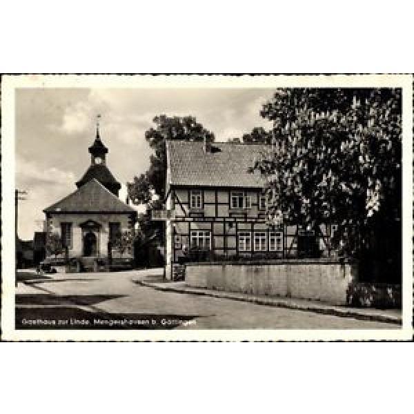 Ak Mengershausen Rosdorf Landkreis Göttingen, Gasthaus zur Linde,... - 1571351 #1 image