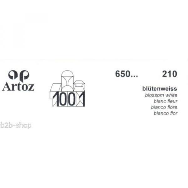 Artoz 1001- 20 Stück Einzelkarten DIN A7 103x66 mm - Frei Haus #2 image