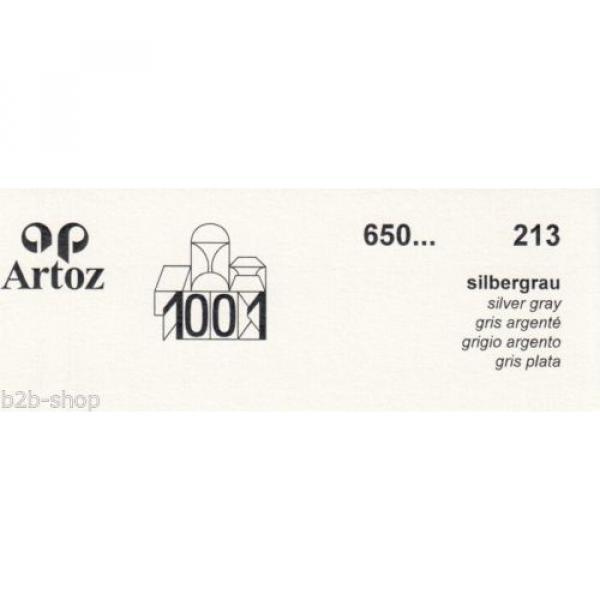 Artoz 1001- 20 Stück Einzelkarten DIN A7 103x66 mm - Frei Haus #4 image