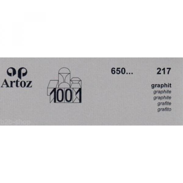 Artoz 1001- 20 Stück Einzelkarten DIN A7 103x66 mm - Frei Haus #6 image