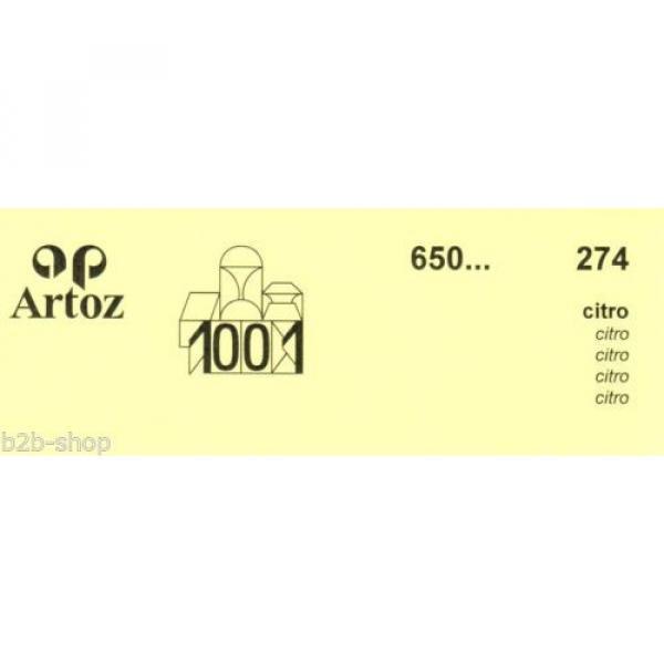 Artoz 1001- 20 Stück Einzelkarten DIN A7 103x66 mm - Frei Haus #14 image