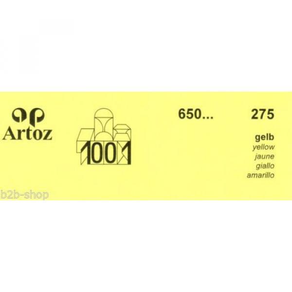 Artoz 1001- 20 Stück Einzelkarten DIN A7 103x66 mm - Frei Haus #15 image