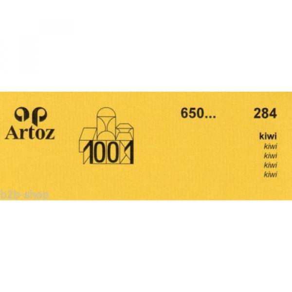 Artoz 1001- 20 Stück Einzelkarten DIN A7 103x66 mm - Frei Haus #18 image