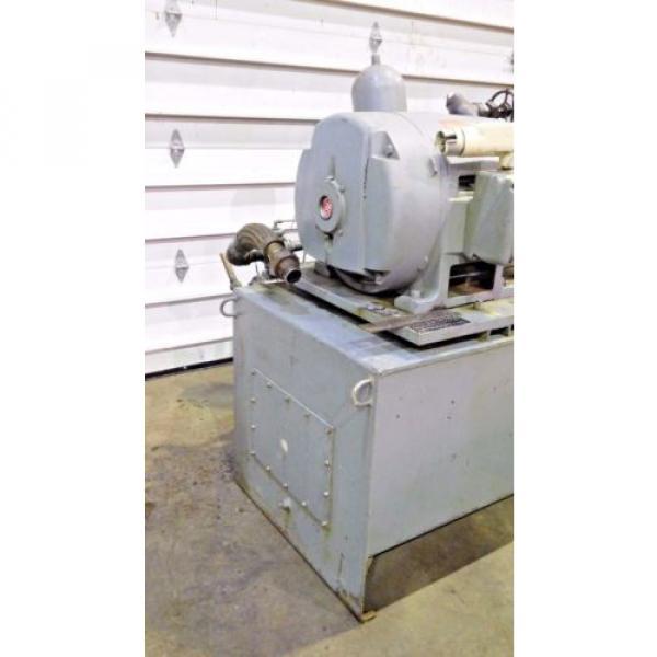 RX-3094, DENISON HYDROILICS 100HP POWER UNIT / PACK 5000 MAX PSI 1200 MAX RPM #5 image