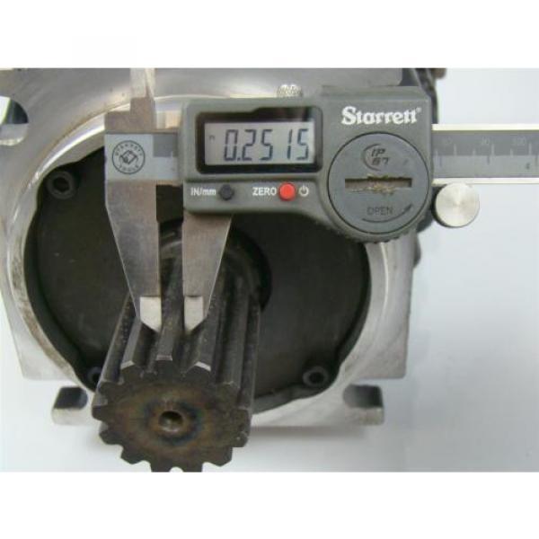 SAUER DANFOSS AXIAL PISTON HYDRAULIC MOTOR 1.74 SHAFT 90M100NC0N8N0F1 #8 image