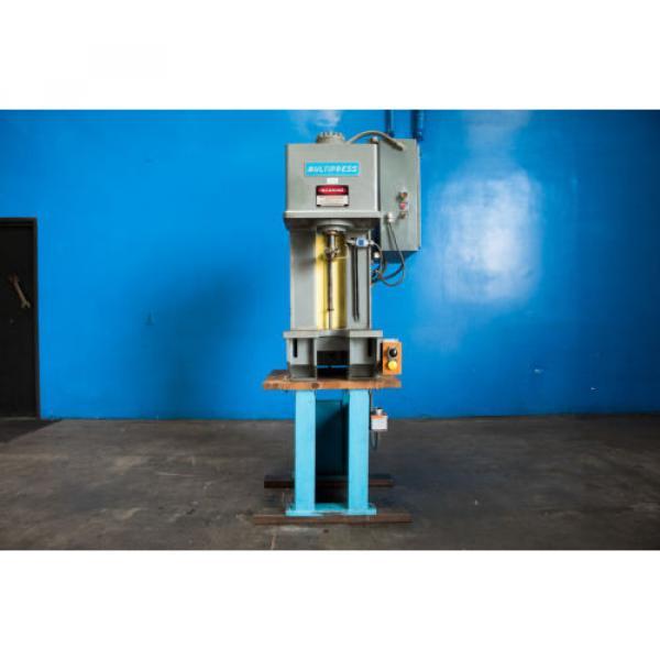 Buy Abex Denison Multipress Hydraulic C- Frame Press 2 Ton -