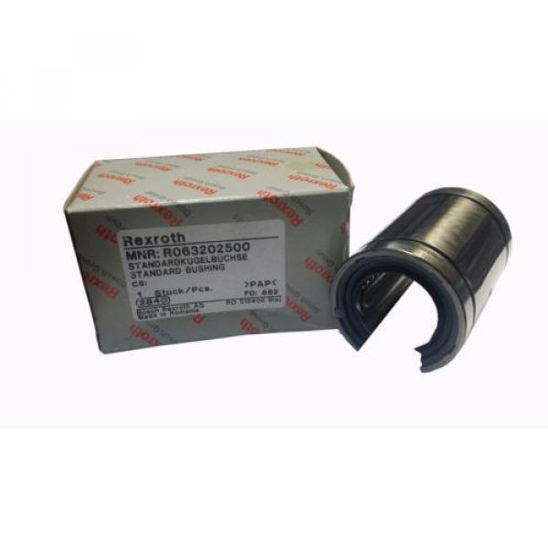 Bosch Rexroth Linear ball bearings R063202500 Standard Ball-type open #3 image