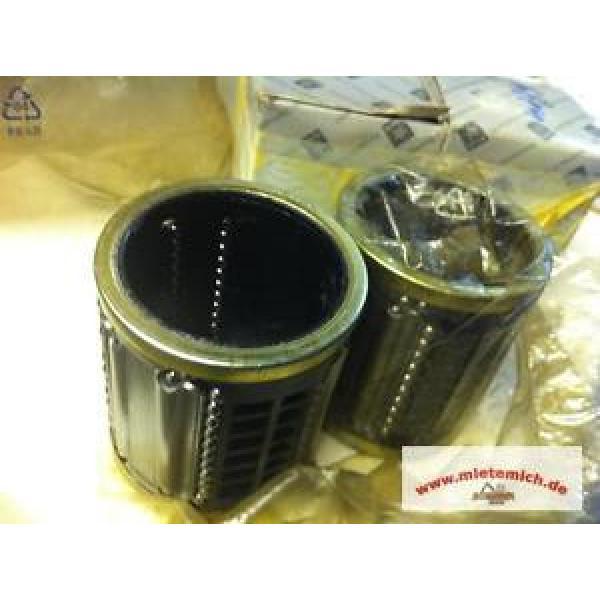 0658-250-40 Linear Ball Bearings Bosch Rexroth Star Compact Kugelbüchsen Buchse #1 image