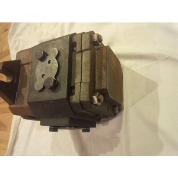 Rexroth Germany Germany hydraulic gear pump PGH5 size 125 #1 image