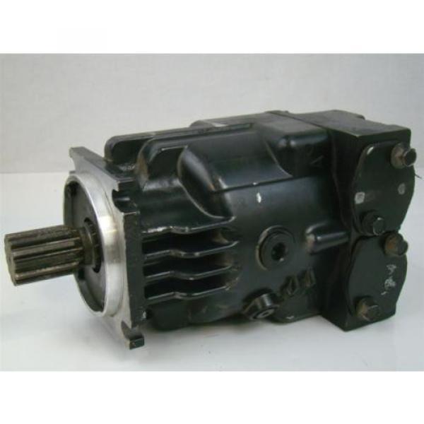 SAUER DANFOSS AXIAL PISTON HYDRAULIC MOTOR 1.74 SHAFT 90M100NC0N8N0F1 #3 image