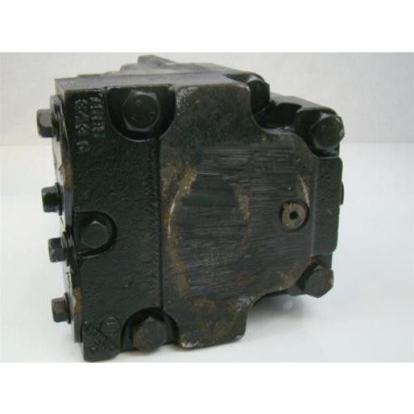 SAUER DANFOSS AXIAL PISTON HYDRAULIC MOTOR 1.74 SHAFT 90M100NC0N8N0F1 #4 image
