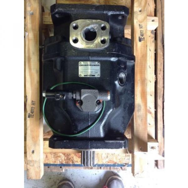Brueninghaus Japan Australia Hydromatik Piston Pump LA10V0140FE1/31R-PSD12K17-S0203 #1 image
