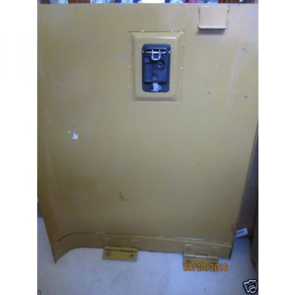 Used DOOR, R/H 20Y-54-25922 for Komatsu. Models PC200-3,PC200-5,PC200 FREE SHIP! #1 image