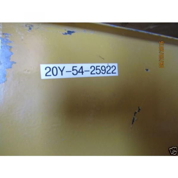 Used DOOR, R/H 20Y-54-25922 for Komatsu. Models PC200-3,PC200-5,PC200 FREE SHIP! #2 image