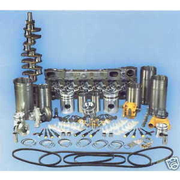 Komatsu 6D95L Engine Overhaul Rebuild Kit #1 image