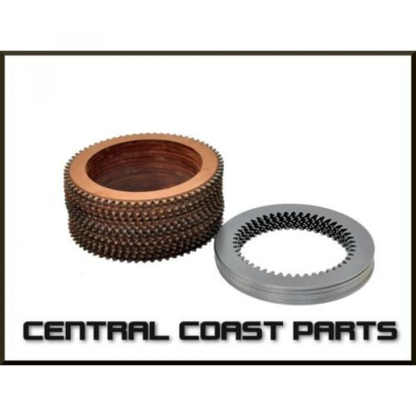 NEW KOMATSU D20, D21 STEERING CLUTCH SET, DOZER Fits -3, -5 Series #1 image
