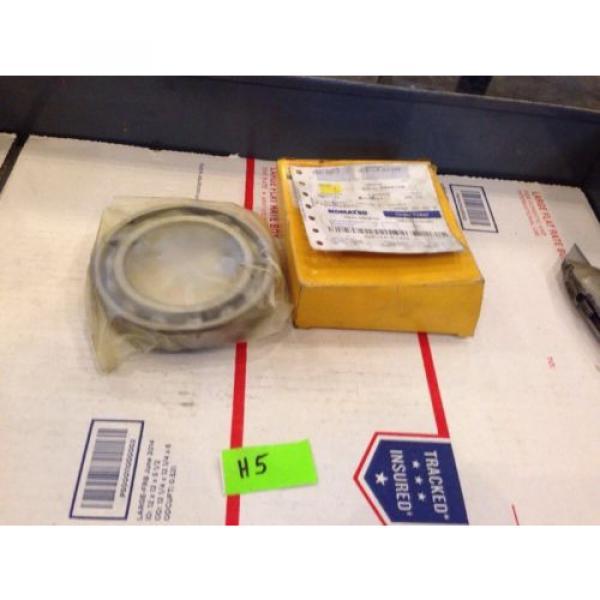 New OEM Genuine Komatsu PC Excavator Ball Bearing 20E-14-K1370 Fast Shipping! #1 image