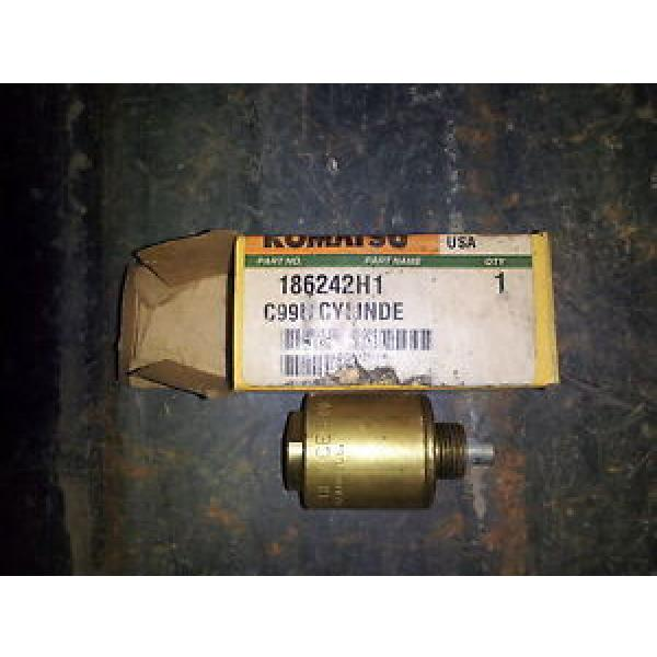 New Komatsu cylinder 186242H1 #1 image