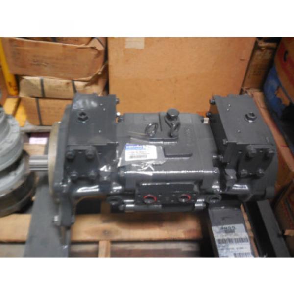 GENUINE KOMATSU R708-4L-00931 PISTON PUMP FOR WA800-1 Wheel Loader #1 image