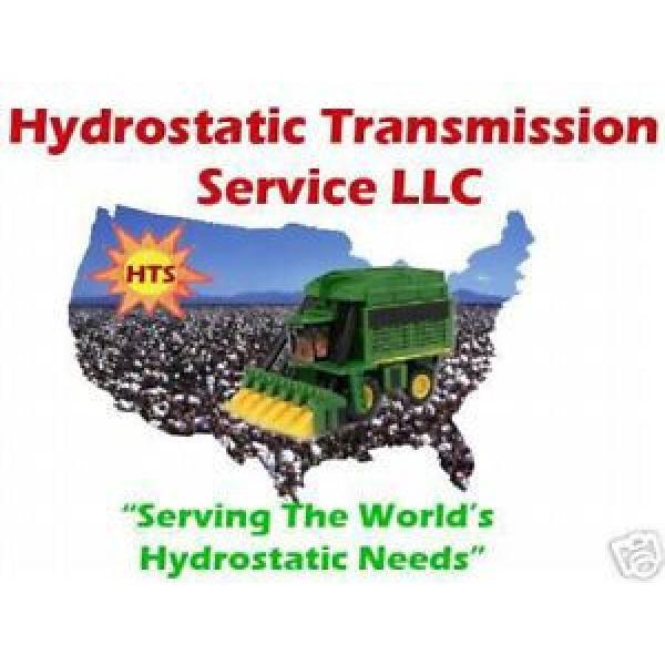 Sundstrand-Sauer-Danfoss Hydraulic Series CPC Pump TE #1 image