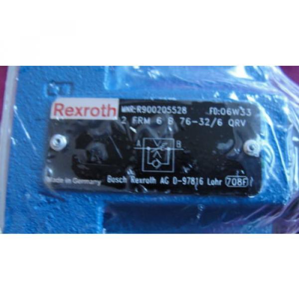 Rexroth, Italy Singapore R900205528, Flow Control Valve #5 image